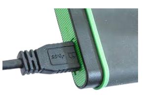 Using External Battery Charger
