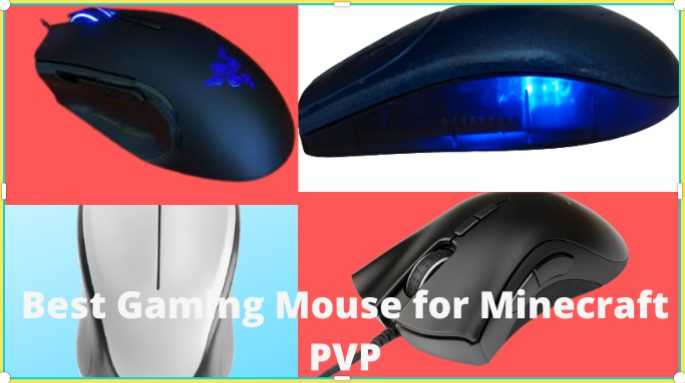 best mouse for Minecraft PVP