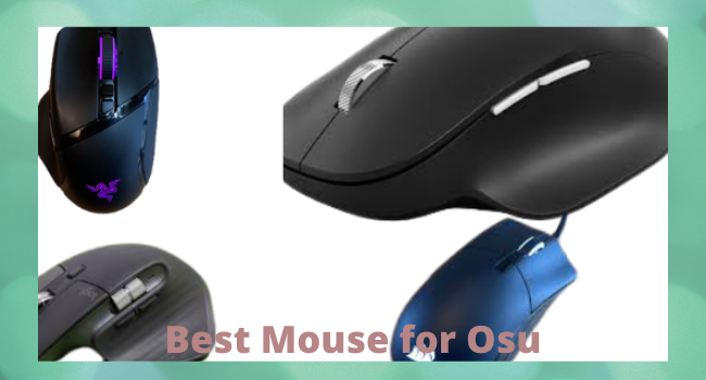 best mouse for osu