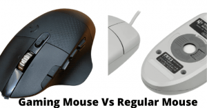 difference between gaming mouse and regular